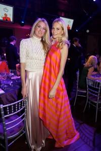 Jubie Wigan and Poppy Delevigne