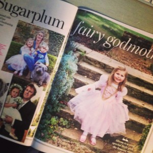 Sugarplum Fairy Godmother