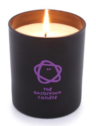 The Sugarplum Candle